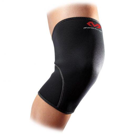 Mc David knee support - Zwart