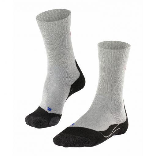 Falke TK2 Cool dames sokken - 3403 light Grey