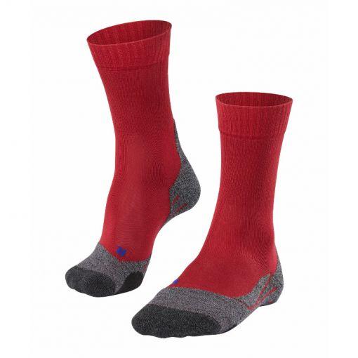 Falke TK2 Cool dames sokken - rood