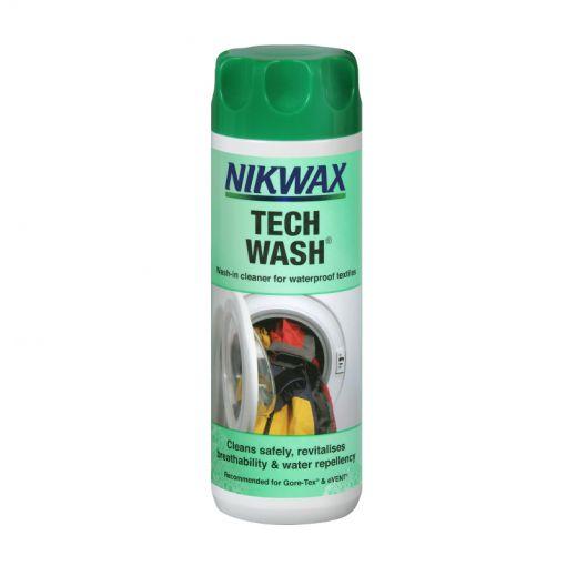 Nikwax Tech Wash 300ml - Groen
