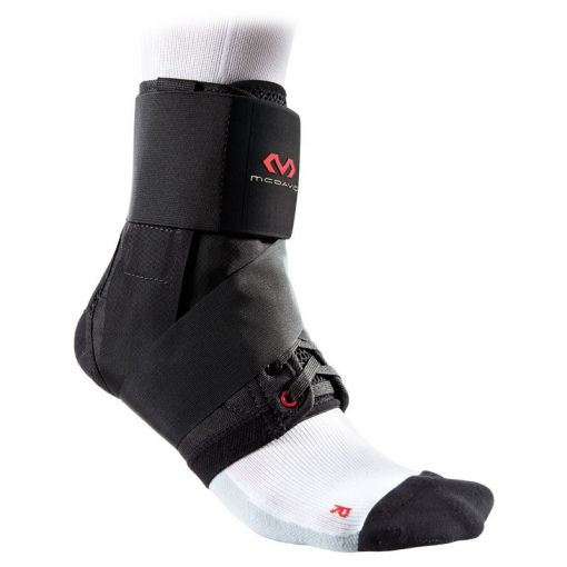 Mc David Ankle Guard - Zwart