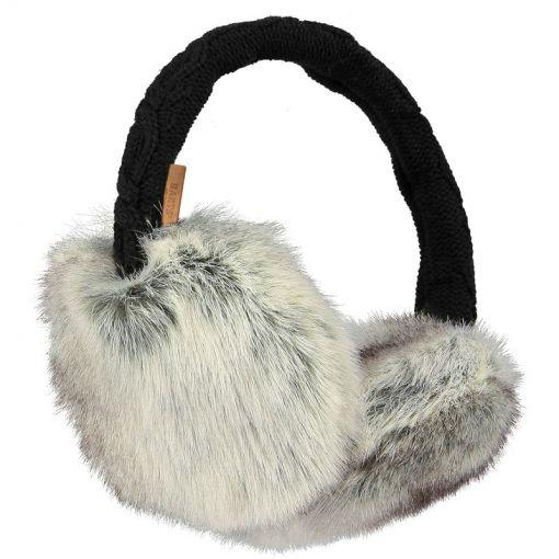Barts oorwarmers Fur Earmuffs - Bruin