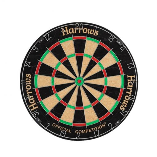 Harrows Official Competition Dart Bord - Multi
