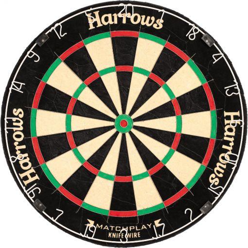 Harrows Pro Matchplay Bristle - Multi