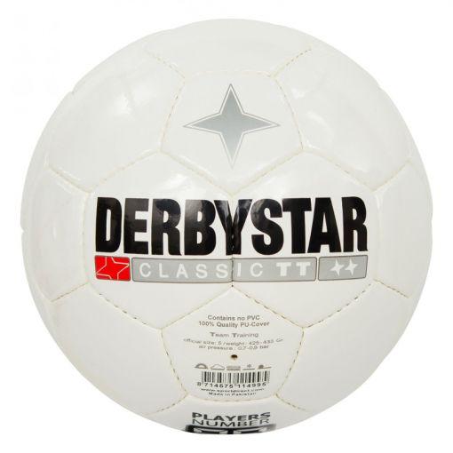Derbystart Classic TT - 0000 White