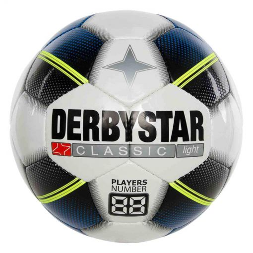 Derbystar voetbal Classic Light - Wit