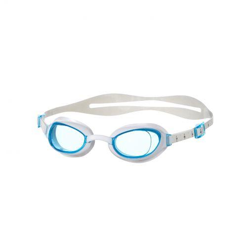 Speedo Aquapure White/Blue - Wit