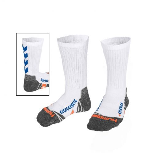 Hummel Chevron sokken - Wit