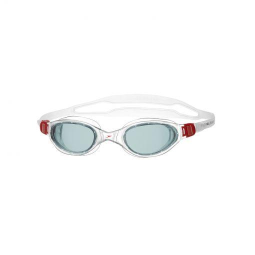Speedo Futura Plus Red/Smoke - cle/Blu