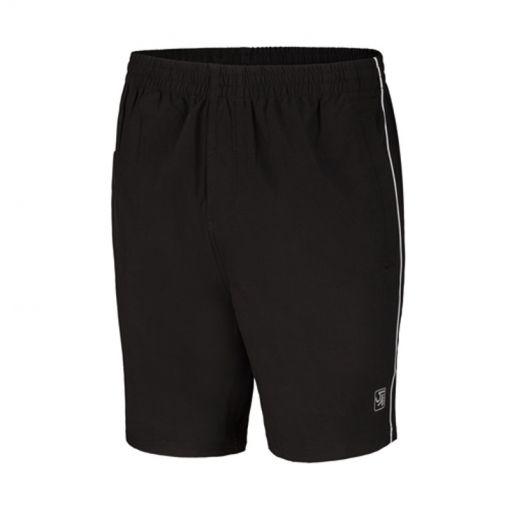 Sjeng jongens tennis korte broek Set - Zwart