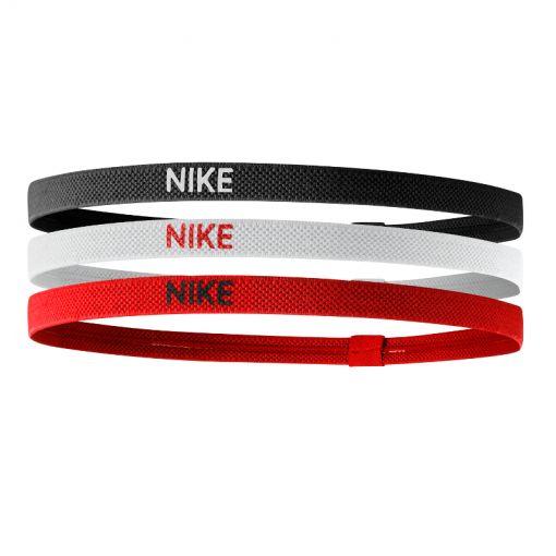 Nike haarbanden - Zwart/Wit/Rood