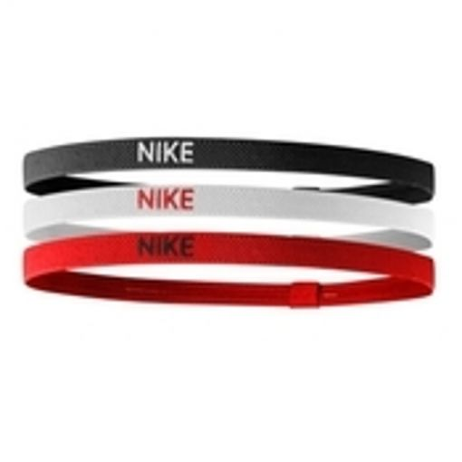 Nike haarbanden - 494 Bla/Whi/Red