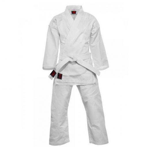 Essimo karatepak Kensu - Wit