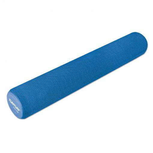 Tunturi Yoga Massage Roller 90 cm - Blauw