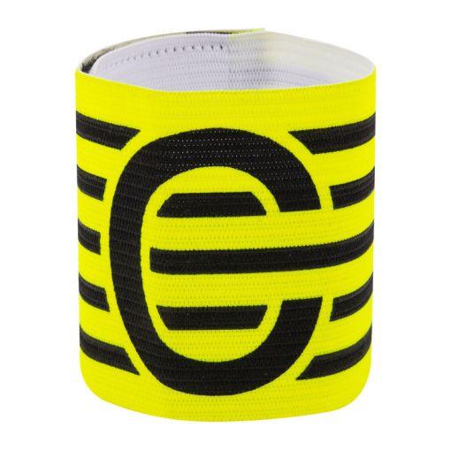 Hummel verstelbare aanvoerdersband - 4800 Yellow/Black