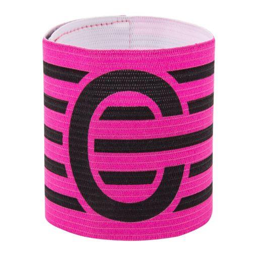 Hummel verstelbare aanvoerdersband - 6390 Pink/Black