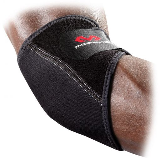 Mc David Adjustable Elbow Support - Zwart