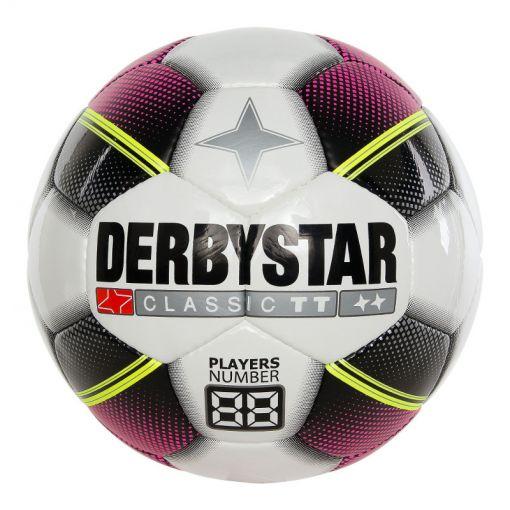 Derbystar voetbal Classic TT - Wit