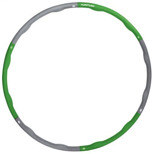 Tunturi Hula Hoop 1,2Kg - Groen