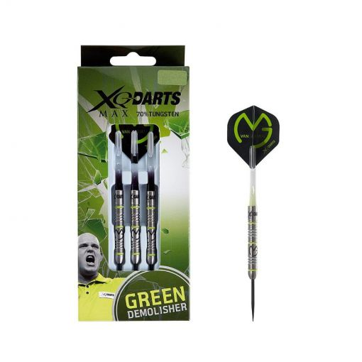 Michael van Gerwen Green Demolisher 70% - Groen