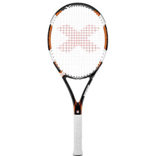 Pacific tennis racket senior Xfast Team - Zwart