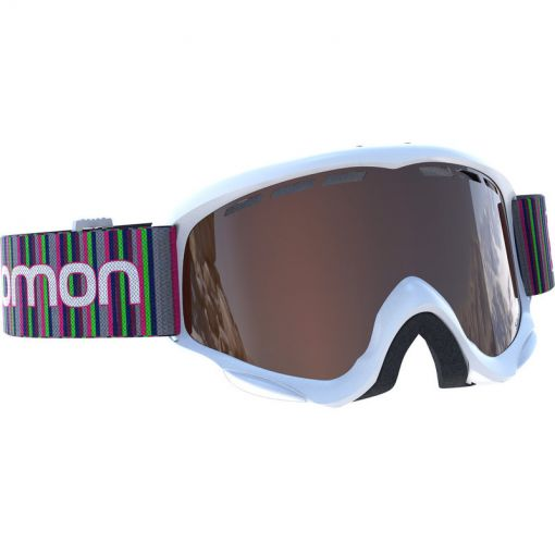 Salomon Goggles Juke - Wit