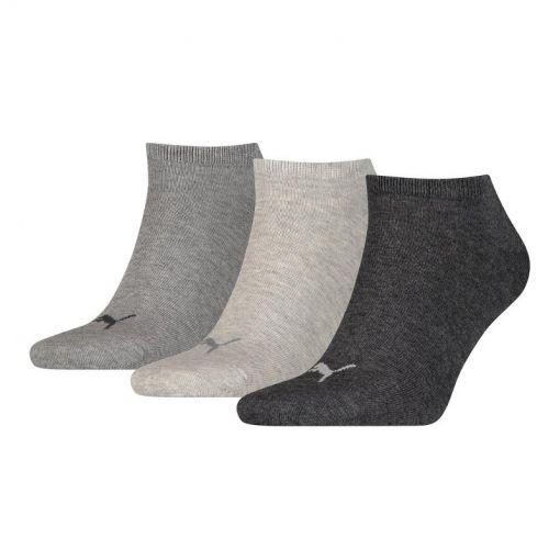 Puma Unisex Sneaker Plain - 800 antracite/ mel grey