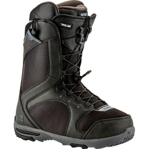 Nitro Boot Wmns Monarch - Zwart