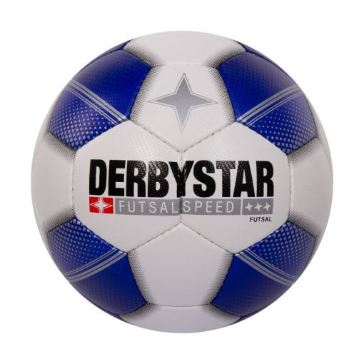 Derbystar Futsal Speed zaalvoetbal - wit