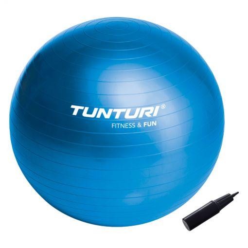 Tunturi Gymball 65 cm - Blauw