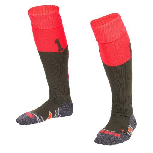 Reece hockey kous Numbaa Sock - Groen