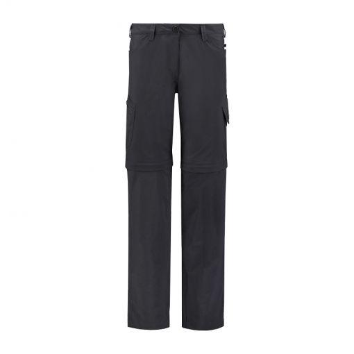Life-Line Rumi Ladies Zip-Off Trousers - Grijs