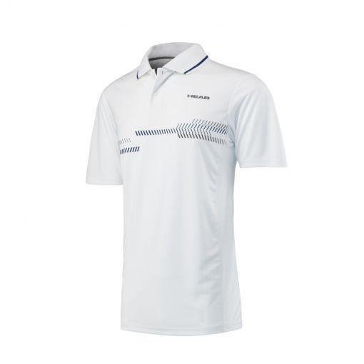 Head Club Technical Polo Shirt M - Whnv