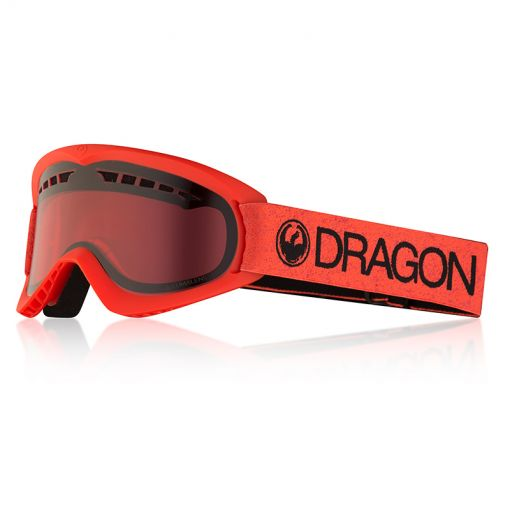 Dragon DX 9 skibril - Oranje