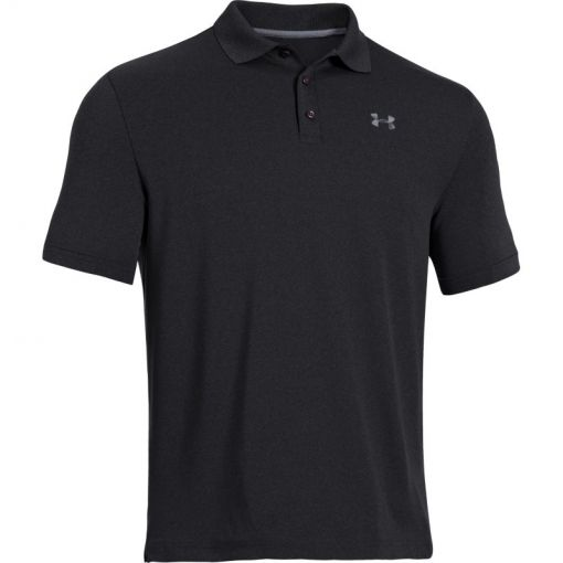 Under Armour Performance Polo - Zwart
