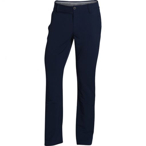 Under Armour Match Play Taper Pant - Blauw