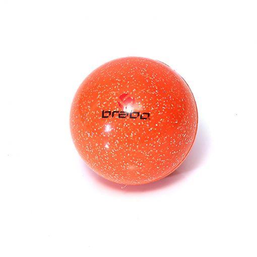Brabo hockey bal Glitter - Oranje