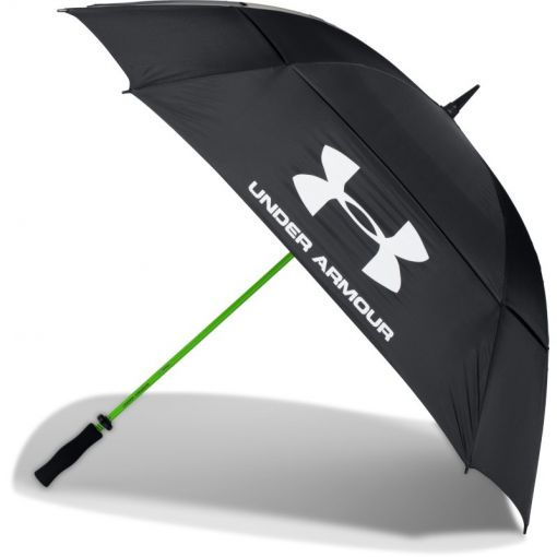 Under Armour Golf Umbrella - Zwart