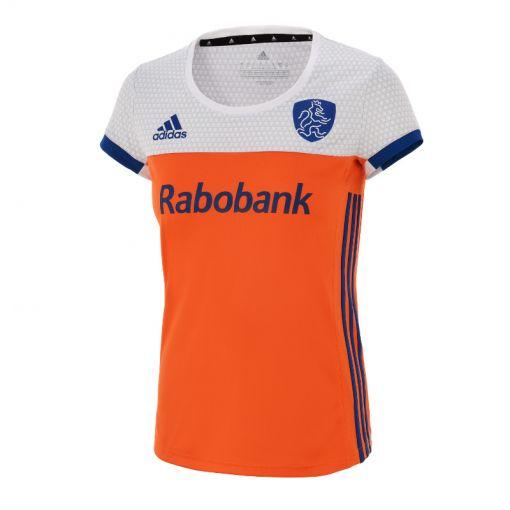 Adidas KNHB dames thuis shirt - Oranje