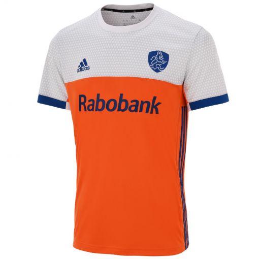 Adidas KNHB heren thuis shirt - Oranje