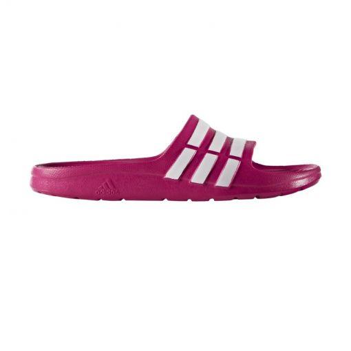 Adidas Duramo Slide Kids badslipper - Roze