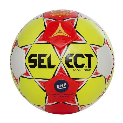 Select Maxi Grip Handball - Rood