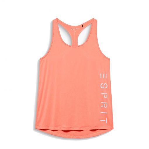 Esprit dames fitness t-shirt - Roze