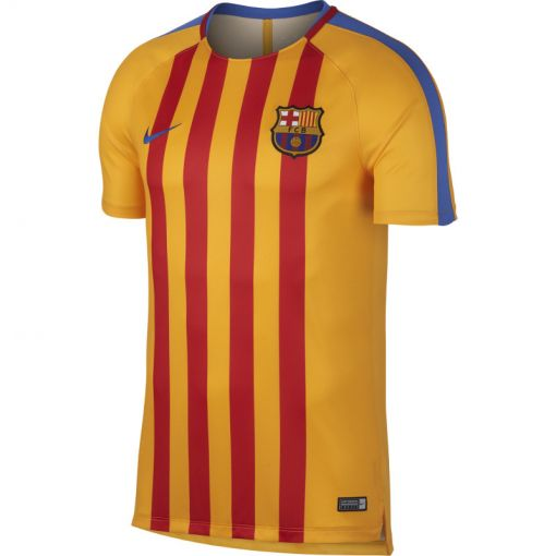 Nike Dry FC Barcelona shirt - Geel