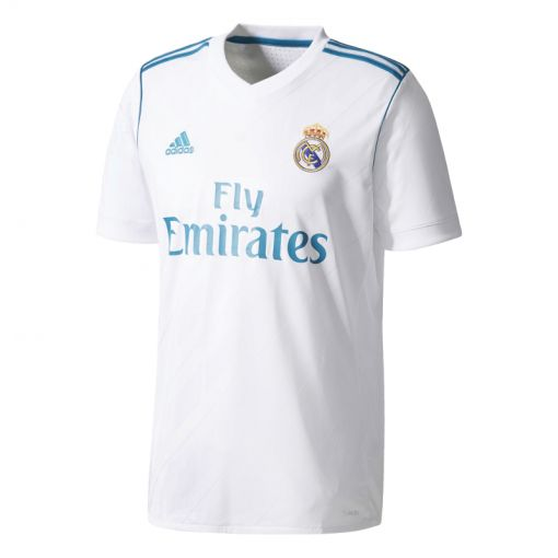 Adidas Real Madrid thuisshirt - Wit