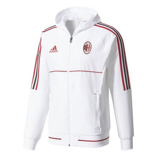 Adidas AC Milan trainingsjack - Wit