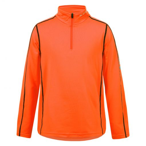 Icepeak jongens skipully Robin Jr - 455 Coral orange