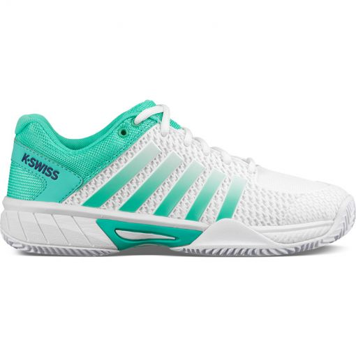 K-Swiss Express Light dames tennisschoen - Wit