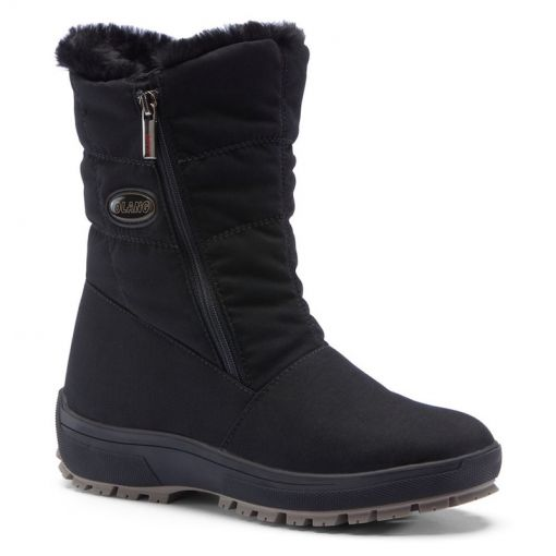Olang dames moonboots Grace - Zwart