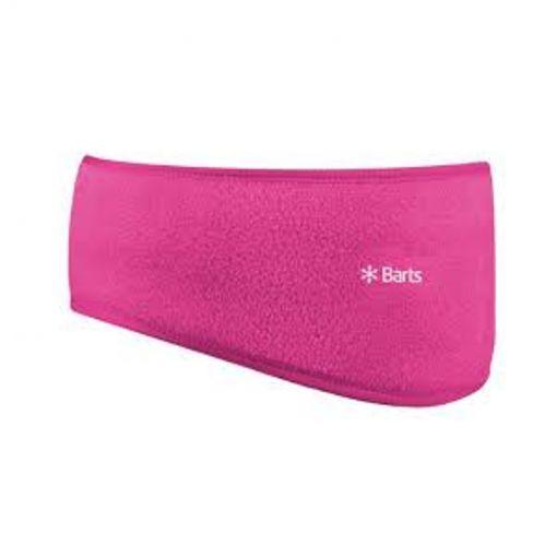 Barts Fleece Headband - Fuchsia